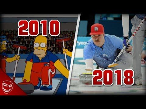 Die Simpsons sagten Olympia Entscheidung voraus! Was steckt hinter der Simpsons Vorhersage?