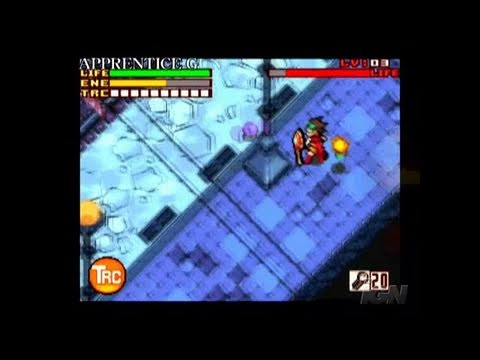 Lunar Knights Nintendo DS