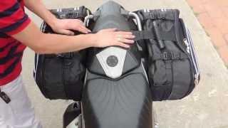 3. Masterbag | Instalación Alforjas | Yamaha FZ 16
