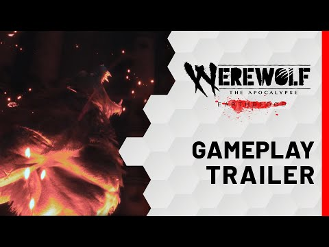 Werewolf : The Apocalypse Earthblood : Trailer gameplay
