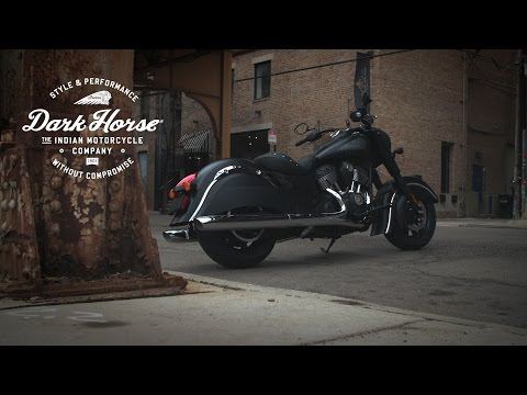 A Closer Look at the 2016 Indian Chief Dark Horse