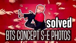 BTS ANSWER EXPLAINED | S-E CONCEPT PHOTS