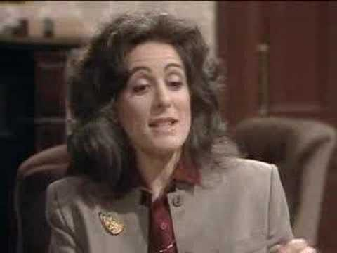 Women in the Civil Service - Yes Minister - BBC comedy