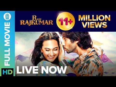 R... Rajkumar  | Full Movie LIVE on Eros Now | Shahid Kapoor, Sonakshi Sinha & Sonu Sood