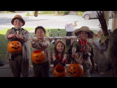 JUMANJI: THE NEXT LEVEL - Halloween Tease - In Cinemas Boxing Day