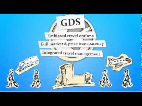 How does travel distribution work - the GDS version