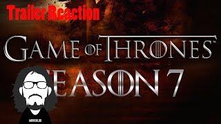 Game of Thrones Settima Stagione Trailer 2 #Reaction&Talk