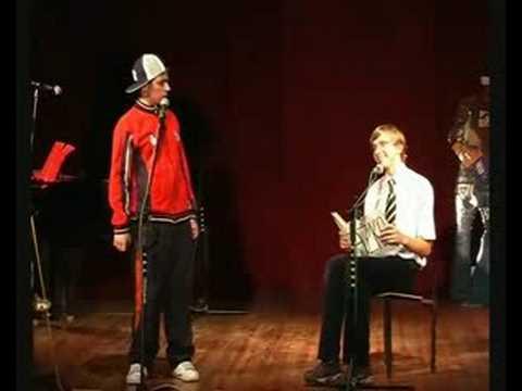 Kabaret Taleja - Gadaj głupi z kołowatym