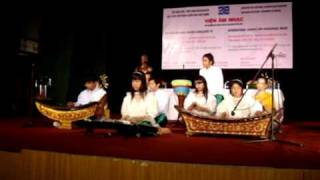 Thai Music: ICTM Symposium, Hanoi, 20 July 2010, Part 4