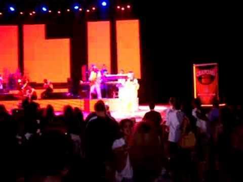 DONNA SUMMER - Crayons - AT JONES BEACH - 07/19/2008 (видео)