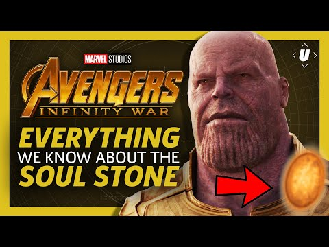 Avengers Infinity War: Where Is The Soul Stone In The MCU? (видео)