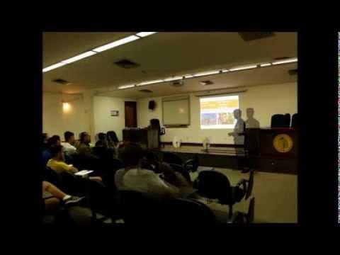 Escola de Educação Física e Esporte (EEFEUSP), São Paulo (SP), 11 de outubro de 2013