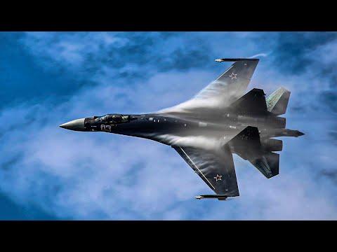 The Sukhoi Su-35 (Russian: Сухой...