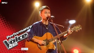 Video แน็ท - เรื่องขี้หมา - Blind Auditions - The Voice Kids Thailand - 30 Apr 2017 MP3, 3GP, MP4, WEBM, AVI, FLV Mei 2019