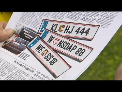 Αυστρία: Τέλος στις «ναζιστικές» πινακίδες αυτοκινήτων
