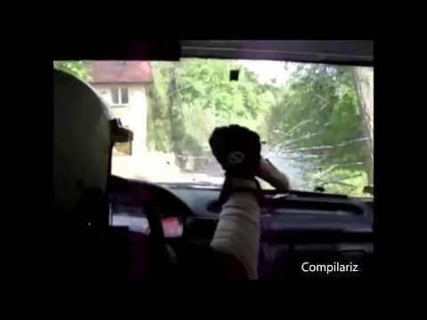 Personas con mucha suerte! situaciones increíbles (VIDEO)
