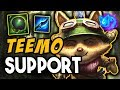 Carrying with Support Teemo (Angry ADC Intentionally feeds) | Adventures of SpicyNoodle264 #Episode6