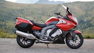 10. 2018 BMW K 1600 GT Review | A Luxury Tourer With The Heart Of a Sportbike