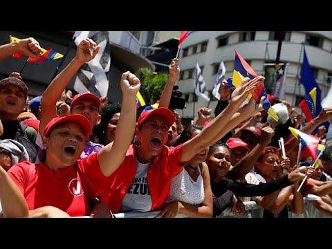 Βενεζουέλα: Συγκροτήθηκε σε σώμα η Συντακτική Εθνοσυνέλευση
