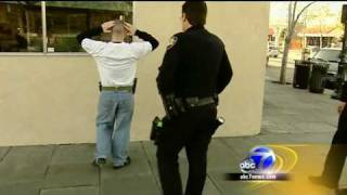 Livermore (CA) United States  City pictures : ABC News Covers Open Carry in Livermore CA. Captures Illegal Detainment and Search