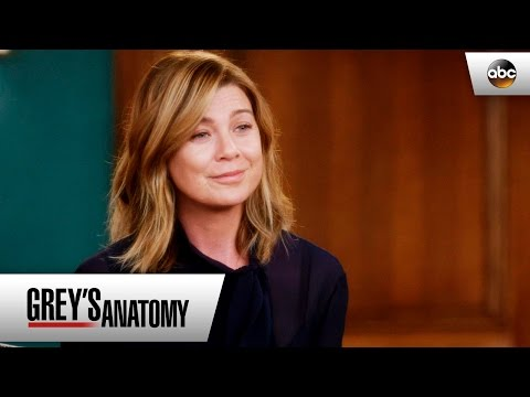 "Meredith Grey Tells The Court ""Being A Mom Is Not A Job"" - Grey's Anatomy"