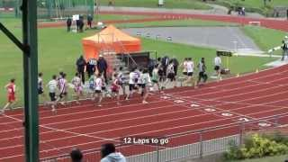 Woodside (Windsor) United Kingdom  city pictures gallery : SM and U20M 5,000m at 2013 Southern Champs