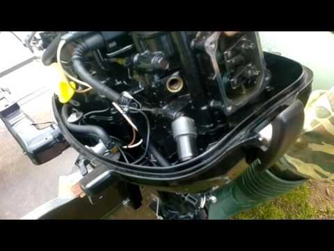 регулировка клапанов лодочного мотора сузуки 2.5