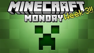 Minecraft Monday MINIGAMES Tournament [WEEK 3]