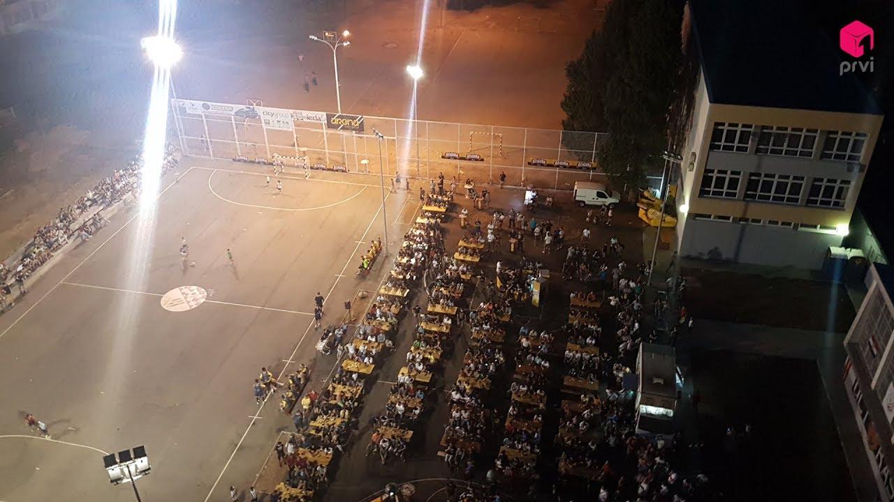 Malonogometna liga MZ grada Mostara utorak - 19. srpnja