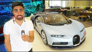 Video Dad Is buying a $3.4 million Bugatti Chiron ... MP3, 3GP, MP4, WEBM, AVI, FLV Agustus 2018