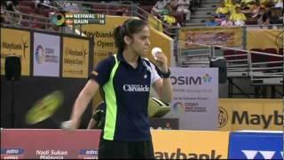 QF - WS - Saina Nehwal vs Tine Baun