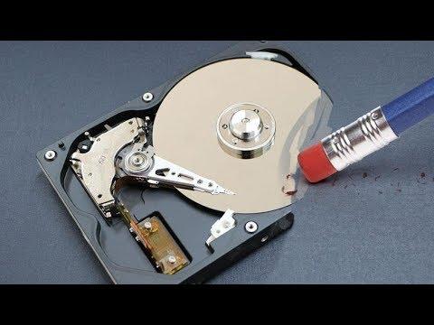 Eraser - Free Hard Drive, USB Drive, File, & Data Wiping Software - 2019