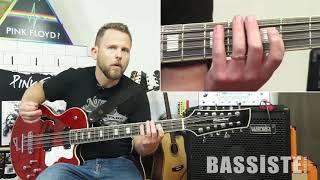 Bassiste Magazine # 78 - Thomas D'Arbigny - Le son de Royal Blood + la basse 12 cordes