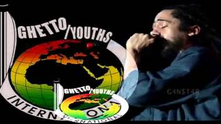 Damian Marley - Hard Work - Ghetto Youths Int - Sept 2014