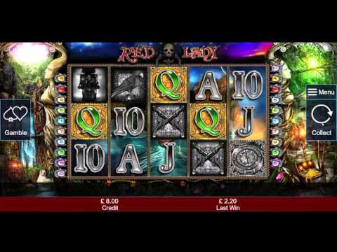 Red Lady Slot Free Spins - Novomatic