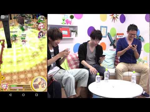 [開始は0分52秒] はじめしゃちょーと Masuo が白猫プロジェクトをプレイ ! with Google Play