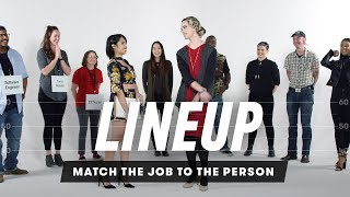 Video Match the Job to the Person | Lineup | Cut MP3, 3GP, MP4, WEBM, AVI, FLV Mei 2019