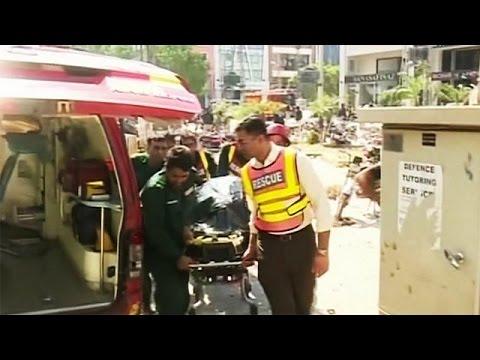 Πακιστάν: Αιματηρή επίθεση στη Λαχόρη – Τουλάχιστον 8 νεκροί