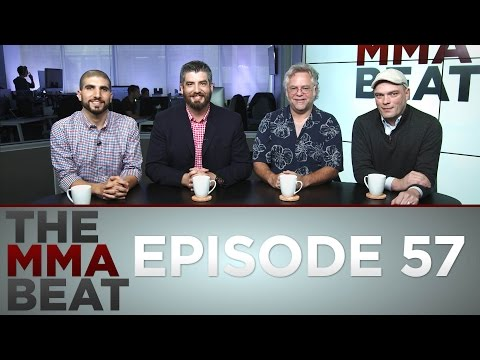 Beat - On this week's episode of The MMA Beat, the panel will discuss Ronda Rousey's pay-per-view prowess, Jose Aldo vs. Conor McGregor, Anderson Silva vs. Shogun Rua on TUF Brazil 4, the state of...