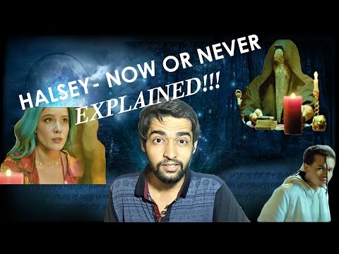 Halsey - Now Or Never Story Explained!