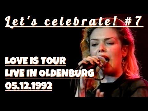 [LET'S CELEBRATE!] #7 Kim Wilde - Love Is Tour [Live in Oldenburg, 05/12/1992]
