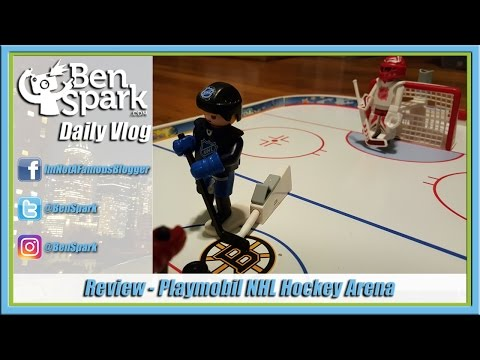 Review - Playmobil NHL Hockey Arena