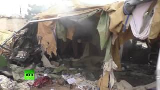 Двое российских медиков погибли в результате обстрела госпиталя в Алеппо