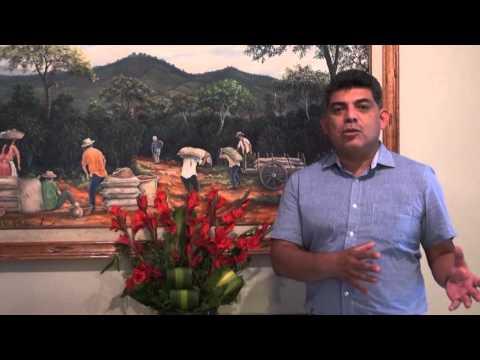 Ney Barrionuevo – Secretario Técnico GDR Ecuador