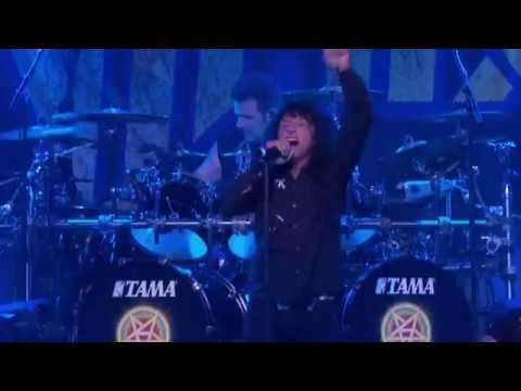 Video - Οι Anthrax στη σκηνή του Release Athens Festival