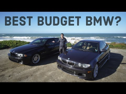 Budget BMW Comparison - E39 540i M-Sport vs E46 330Ci ZHP
