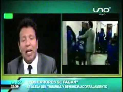 Debate con ex Vocal Ramiro Paredes y Gabriela Montaño