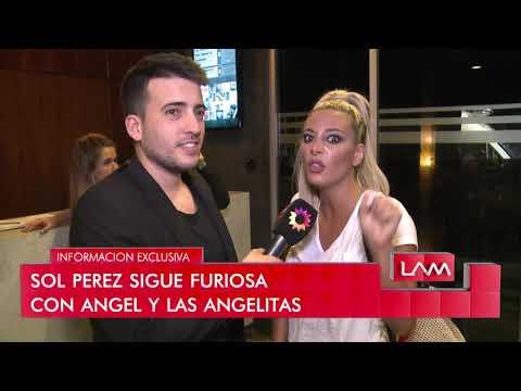 Sol Pérez sigue enojada con Ángel por haber mostrado fotos de ella en la facultad