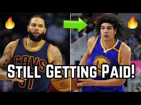 5 Former NBA Players Still Getting Paid to NOT Play!