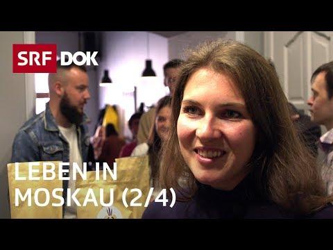Schweizer in Moskau | Abenteuer Moskau (2/4) | Doku | SRF DOK
